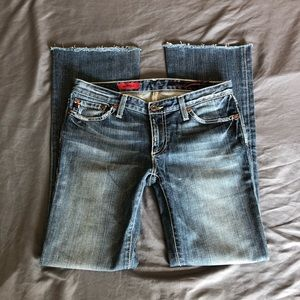 Adriano Goldschmied EUC Bootcut Jeans The Angel